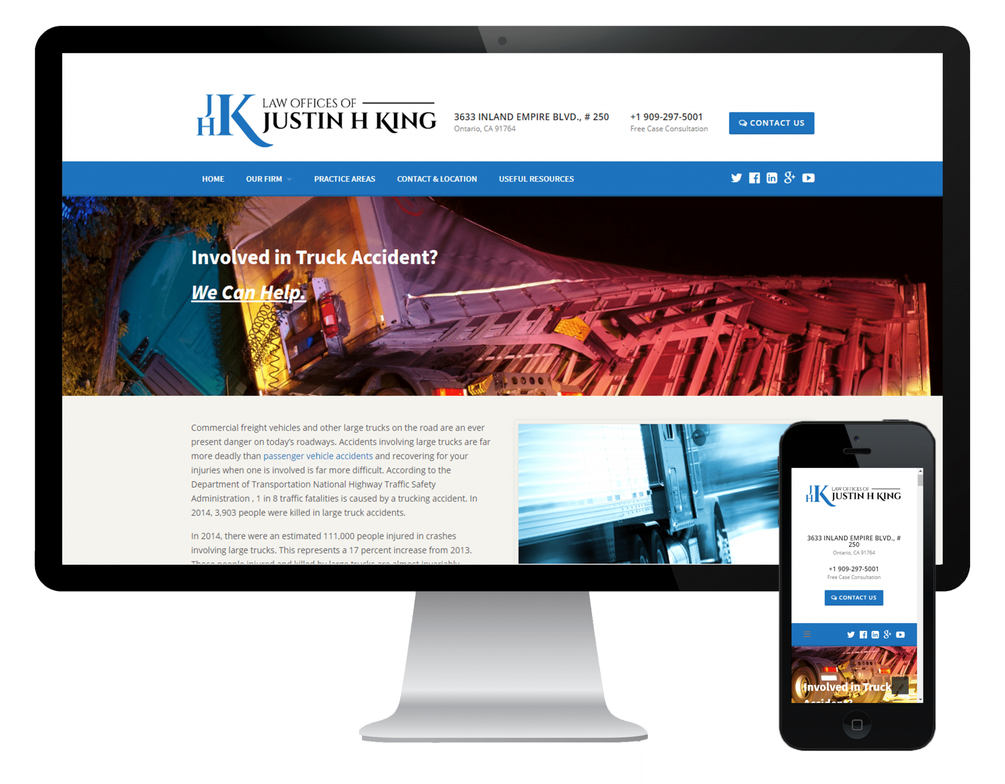 Update Your Law Firm's Website